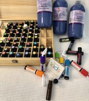 Aromatherapie-krachtroller voor kinderen 10 ml